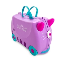 RIDE ON VALISE CASSIE CHAT