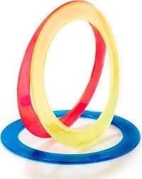 Acrobat 3 Juggling Ring Junior