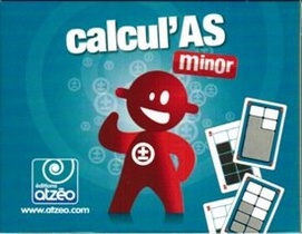 Calcul'as Minor 5/8 Ans