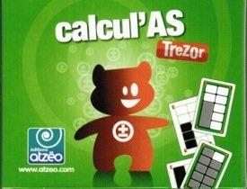 Calcul'as Trezor 5/8 Ans