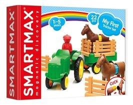 Smartmax Set Mon Premier Tracteur
