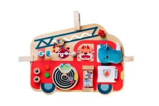 Panneau d'activités - Camion de pompiers