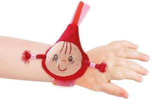 Chaperon Hochet Bracelet