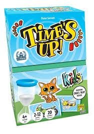 Time's Up Kids 1 Chat