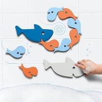 Quutopia - Puzzle de bain : Poissons et requins