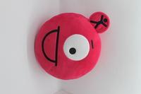 Les Octofun ; Peluche Bodyfun Rouge