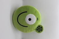 Les Octofun ; Peluche Multifun Vert