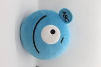 Les Octofun ; Peluche Alphafun Bleu Clair