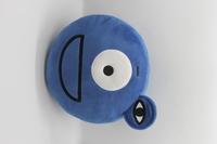Les Octofun ; Peluche 3dfun Bleu Fonce