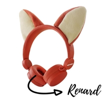 CASQUE - RENARD