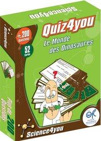 Quizz Le Monde Des Dinosaures