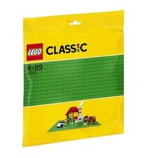 Lego Classic Panneau De Construction Pm Vert