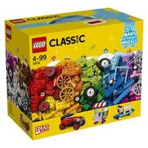Lego La Boite De Briques Et De Roues