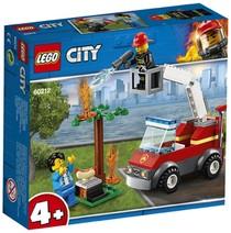 Lego City L' Extinction Du Barbecue