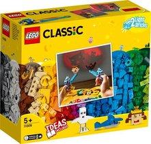 LEGO BRIQUES ET LUMIERES