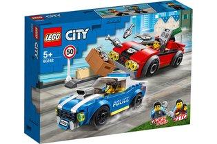 LEGO CITY COUSE POURSUITE AUTOROUTE