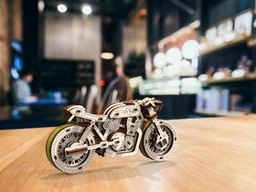 CAFE RACER 3D PUZZLE