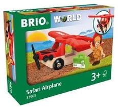 SAFARI AIRPLANE