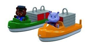 Bateaux A Container Avec Bo Et Wilma