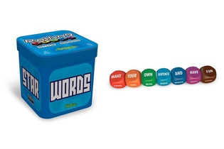 ROLLING CUBES STAR WORDS