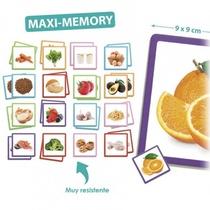 Maxi Memoire Aliments Sains