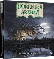HORREUR A ARKHAM - EXT TERREURS NOCTURNES