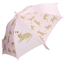 PARAPLUIE FEARLESS & CUDDLE LIGHT PINK