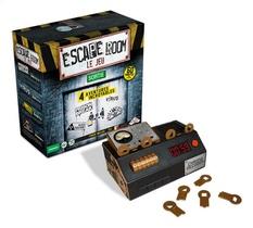 Escape Room Le Jeu Coffret 4 Aventures