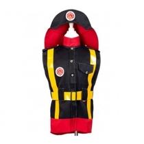 Costume De Pompiers 4/6 Ans