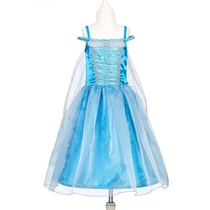 Robe Lillina Bleu 3/4Ans