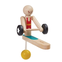 Body Building Acrobat