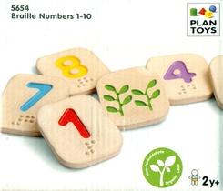 Apprendre Les Chiffres Braille