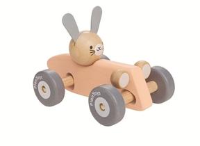 Planlifestyle Bunny Racing Car