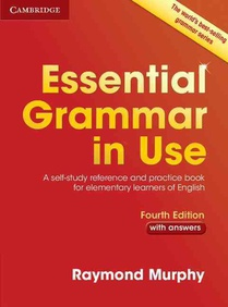 ESSENTIAL GRAMMAR IN USE FOURTH EDITION BOOK WITH ANSWERS