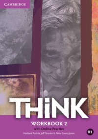 New Think Workbook With Online Practice Level 2