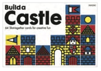 Build A Castle - 64 Slot-together Cards For Creative Fun