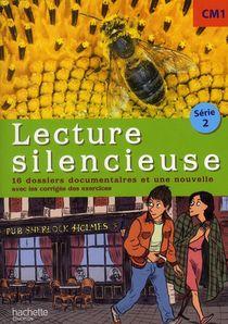 Lecture Silencieuse ; Cm1, Serie 2 ; Pochette De L'eleve