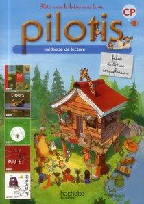 Pilotis ; Methode De Lecture ; Cp ; Fichier De Lecture-comprehension