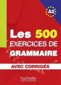 Les Exercices De Grammaire A2 Avec Corriges