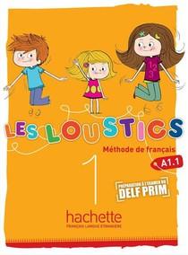 Les Loustics 1 ; Livre De L'eleve