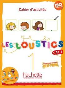 Les Loustics 1 : Cahier D'activites + Cd Audio