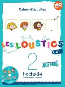Les Loustics 2 ; Cahier D'activites + Cd Audio