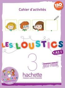 Les Loustics 3 : Cahier D'activites + Cd Audio