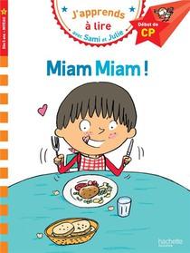 Sami Et Julie ; Miam Miam !