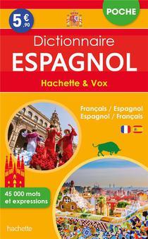 Dictionnaire Hachette & Vox Poche ; Francais-espagnol / Espagnol-francais