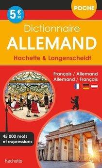 Dictionnaire Hachette & Langenscheidt Poche ; Francais-allemand / Allemand-francais