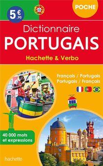 Dictionnaire Hachette & Verbo Poche ; Francais-portugais / Portugais-francais