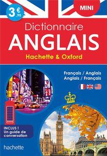 Dictionnaire Hachette & Oxford Mini ; Francais-anglais / Anglais-francais