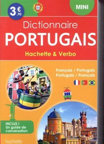 Dictionnaire Hachette & Verbo Mini ; Francais-portugais / Portugais-francais