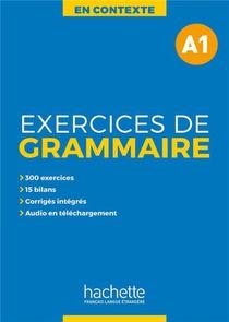 En Contexte - Exercices De Grammaire A1 + Audio Mp3 + Corriges